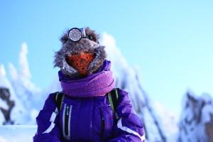 Я точно не замерзну!